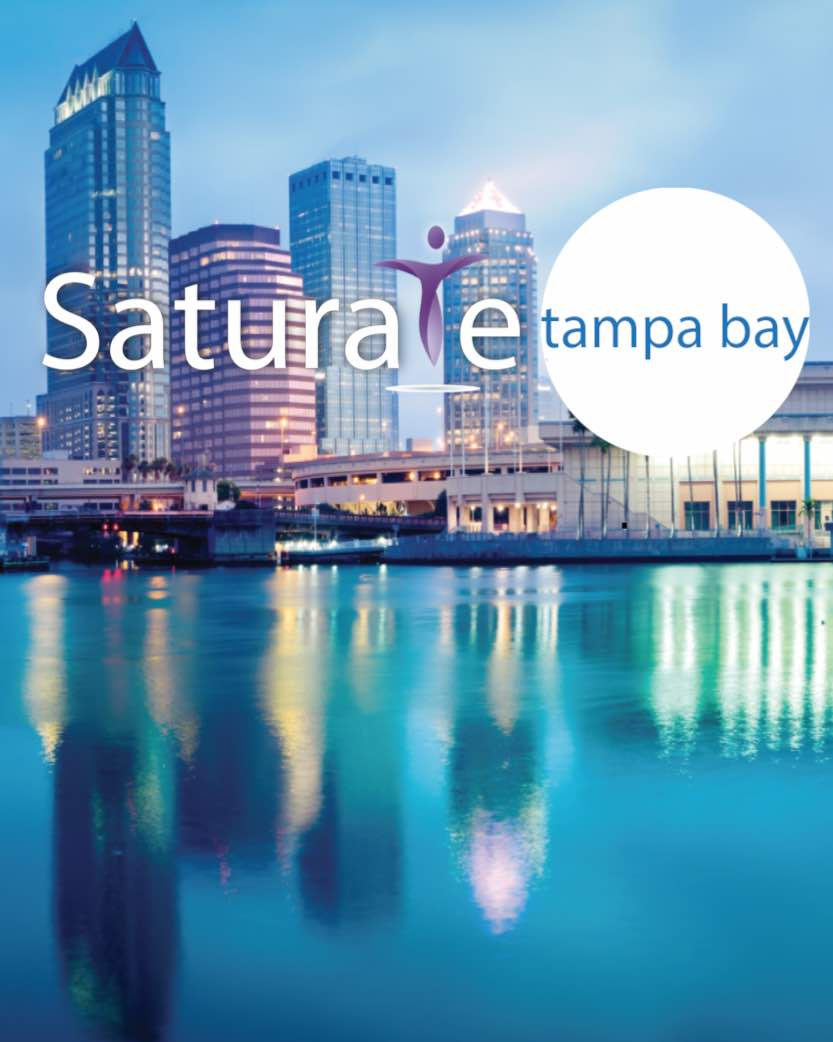 Saturate Tampa Bay Banner